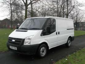 2007 07 FORD TRANSIT 85 T260S SWB LOW ROOF ( NO VAT)
