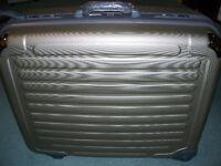Suitcase, large, family size
