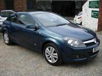 Vauxhall/Opel Astra 1.6 16v ( 115ps ) Sport Hatch Easytronic 2007.5MY SXi