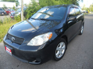 2005 Toyota Matrix Hatchback auto loaded $3495
