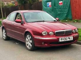 Jaguar X-TYPE 2.0D 2006 SE DIESEL ** NEEDS SERVICE + PLUGS ** TO CLEAR