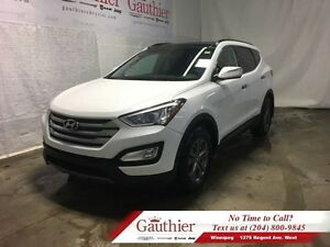 2016 Hyundai Santa Fe Sport 2.4L Luxury AWD w/Remote Start  - Lo