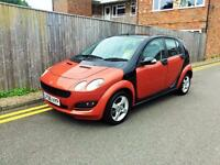 2006 Smart forfour 1.5 CDI ( 95bhp ) Passion 1 Lady Owner Only 1,989 Miles