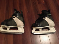 CCM Boys hockey skates