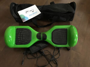 Lightly used hoverboard/electric scooter, vgc
