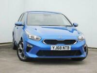 2019 Kia Ceed 1.4T GDi ISG Blue Edition 5dr Hatchback Hatchback Petrol Manual