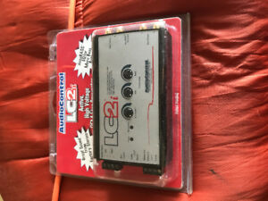 Audio control lc2i two channel line-out converter