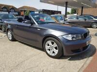 Bmw 1 Series 120I Se Convertible 2.0 Manual Petrol