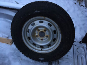 Toyo Observe GSi5 Winter Tires (245/70R17) $800 FIRM