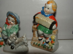 3 Figurines produced in OCCUPIED JAPAN Stratford Kitchener Area image 2