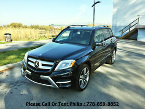 2013 Mercedes Benz GLK350 4 MATIC