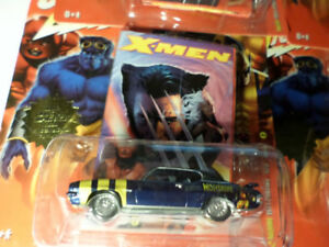 ( 7 Cars ) X-MEN Johnny Lightning Cars (VIEW OTHER ADS)