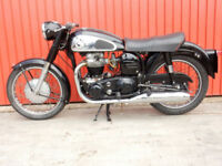 NORTON DOMINATOR 99 WIDELINE 1960 600cc