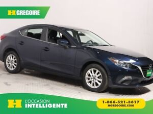 2015 Mazda 3 GS A/C GR ELECT MAGS CAM RECUL