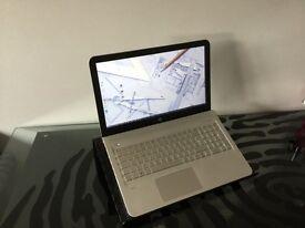 Nearly new Hp Envy Laptop plus Windows10