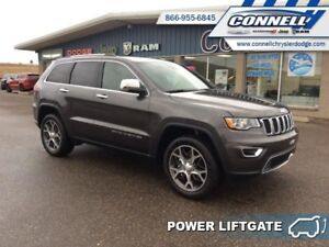 2019 Jeep Grand Cherokee Limited  - Leather Seats - $302.69 B/W