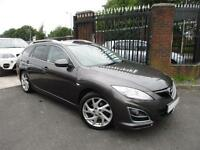2011 Mazda Mazda6 2.5 Sport 5dr 1 OWNER EX POLICE UNDER COVER CID CAR FSH