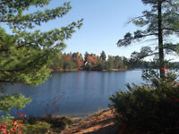 Lakefront Cottage Available May and June!!!!