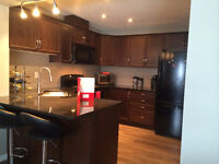 Airdrie 2013 3br/2.5 bathroom Townhome w/Double Garage for Rent