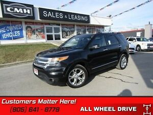 2012 Ford Explorer Limited   AWD, NAVIGATION, SUNROOF, REAR CAME