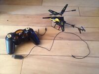 Small Remote Helicopter