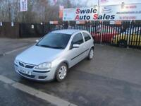 2004 54 VAUXHALL CORSA 1.2 SXI 16V TWINPORT 62,000 MILES IDEAL FIRST TIME CAR