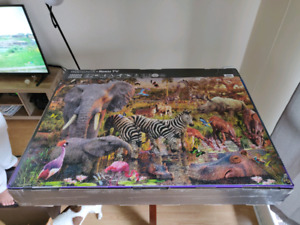 3000 pieces jigsaw puzzle