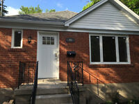 Just Renovated 3 bedroom main floor in Port Credit
