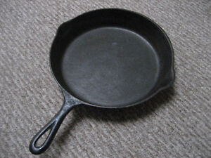 Cast Iron Frying Pans