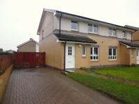 * NO HMO* Three Bedroom Unfurnished Property, Avenue End Drive, Hogganfield, Glasgow (ACT 571)