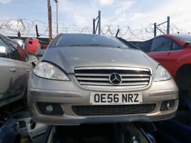 Mercedes A-Class breaking bonnet ( bumper sold ) grille headlights 2006/2007 all parts breaking