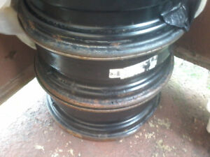 17 inch Black Rims -3 available $60 each