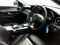 2017 Mercedes-Benz C CLASS DIESEL ESTATE C220d Sport 5dr 9G-Tronic Auto Estate D