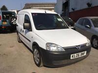 2006 Vauxhall Combo 2000 1.3CDTi 16V Van 5 door Panel Van