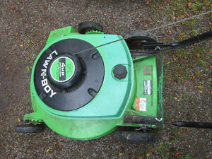 "21"" LawnBoy Gas Push Mower"