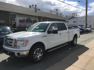 2012 FORD F-150 LARIAT LOADED NEW INSPECTION NICE CLEAN TRUCK!