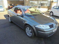 Renault Megane 1.9dCi 130 FAP Coupe Dynamique - 2005 05-REG - FULL 12 MONTHS MOT