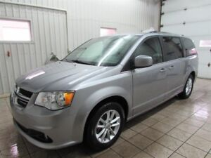 Dodge Grand Caravan SXT Premium Plus 2WD 2018