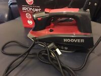 Hoover LCD IRON jet steam Iron