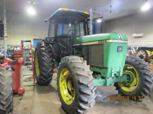 2955 JD tractor