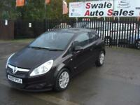 2007 57 VAUXHALL CORSA 1.2 CLUB 16V 3 DOOR IN VERY GOOD CONDITION