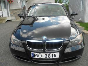 2007 BMW 328-XI impeccable