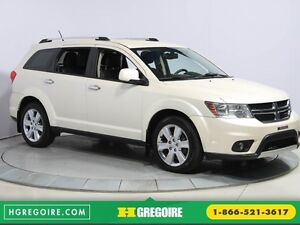 2012 Dodge Journey R/T AUTOMATIQUE A/C MAGS BLUETHOOT CUIR