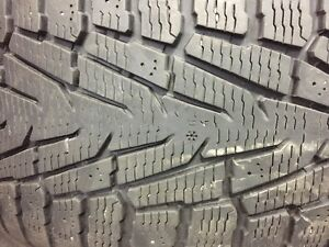 275/40R20 Nokian pneus dèhiver , winter tires 2754020