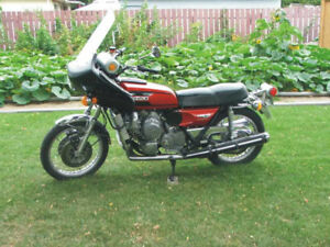 Attention Motorcycle Collectors! 1975 Suzuki RE5 Rotary Engine
