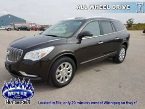 2014 Buick Enclave Leather  Navigation - 7 Passenger