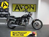 AJS Regal Raptor Cruiser Motorcycle 2018 - 125cc - Learner Legal