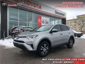 2016 Toyota Rav4 LE   - Certified - $74.76 /Week