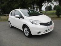 2014 64 Nissan Note 1.2 Acenta 5 DOOR PETROL MANUAL