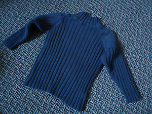 Boys Size 4 (XS) Knit Mockneck Sweater by Children's Place